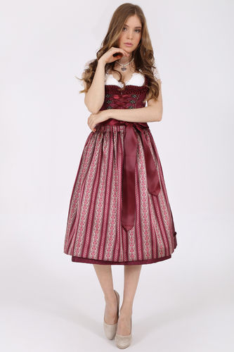 Krüger Collection Dirndl Varenia Midi 70 cm